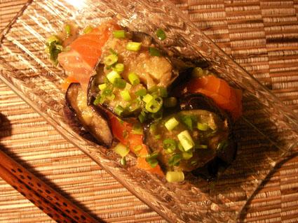 20080607 茄子とサーモンのカルパッチョ3.jpg
