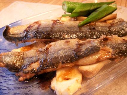 20080705 秋刀魚の竜田揚げ.jpg