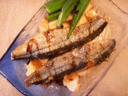 20080705 秋刀魚の竜田揚げ2.jpg