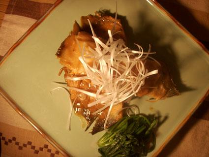 20081123 カレイの味噌煮2.jpg