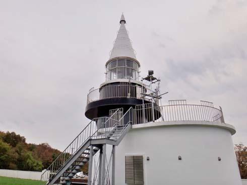茂津多岬灯台です。