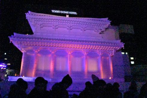 奈良興福寺中金堂