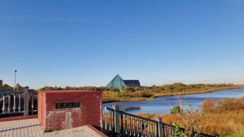 モエレ沼公園です。