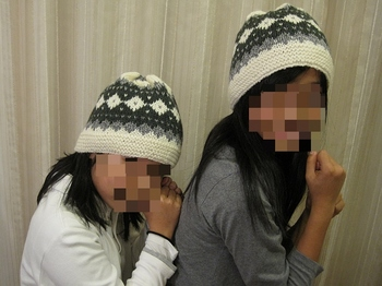 diamond柄の帽子4つ目と5つ目.jpg
