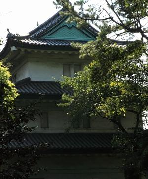 東御苑・富士見櫓1.JPG