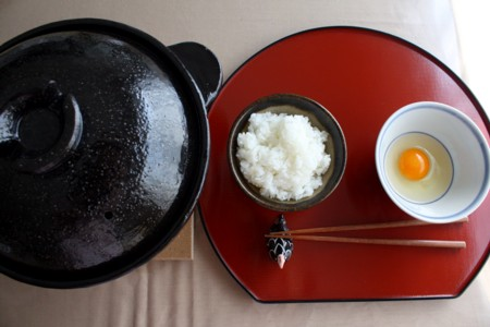 うこっけいの卵