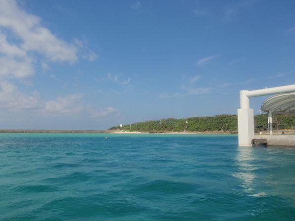 鳩間島の港.JPG