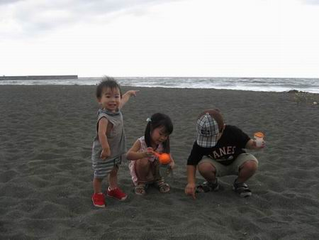 砂浜で.jpg