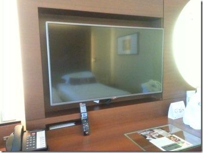 マリーナマンダリンのテレビ