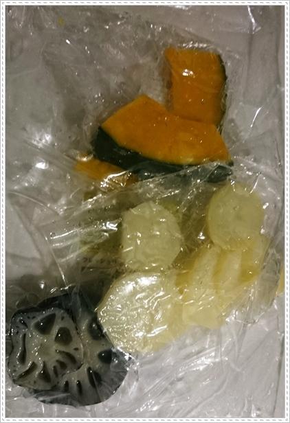 オイシックス 3種の薄切り根菜