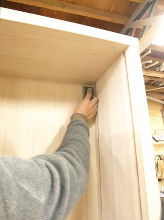 ナラ柾目の本棚ー005.jpg