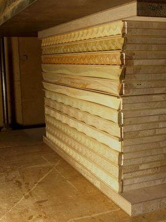 ナラ突き板の本棚、5-026.jpg