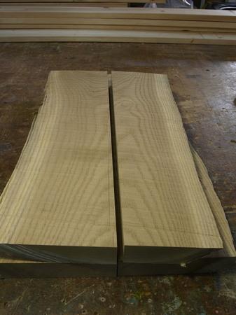 002、木のフォトフレーム、キハダ材.jpg