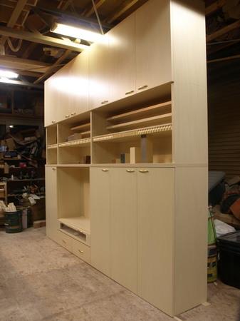 024、TV収納棚の完成.jpg
