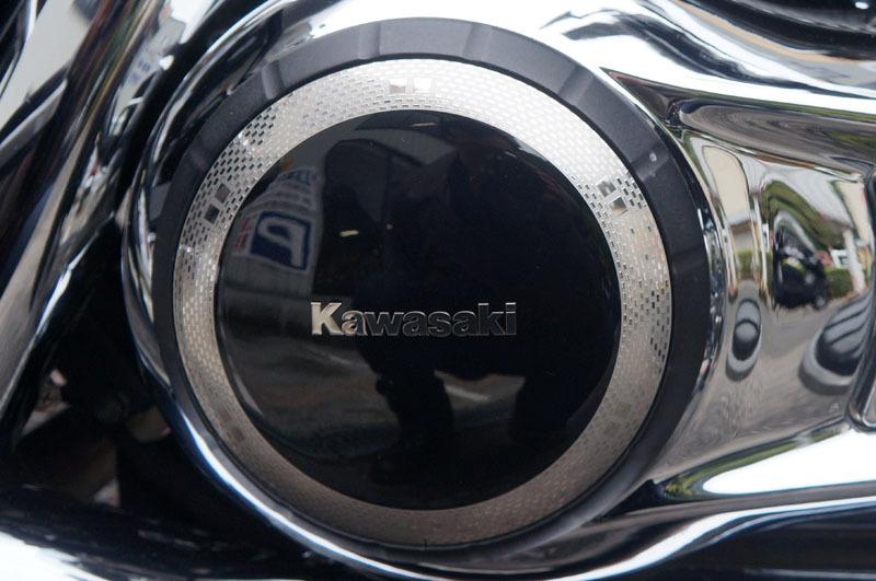 Kawasaki VN1700 VOYAGER ABS 車検 3.JPG