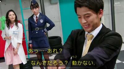 仮面ライダードライブ 感想 9話02