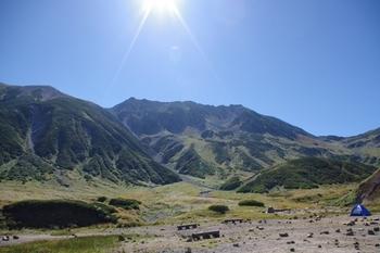 雷鳥沢からの立山三山.JPG