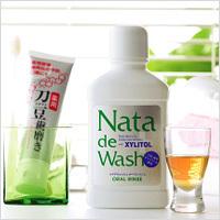 ★ Nata de Wash (ナタデウォッシュ) [さわやかなミントタイプ] 販売価格 : 2,835円(税込) [送料別] ★