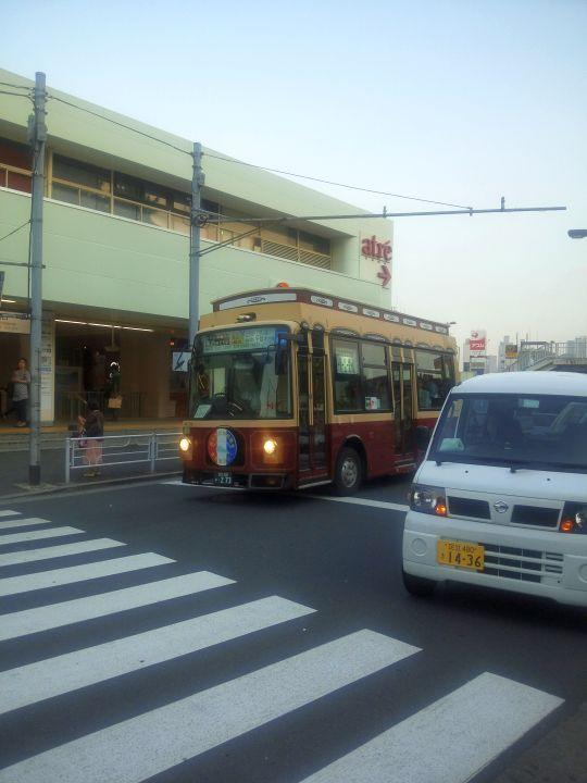 上野バス1