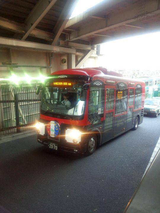 上野バス2