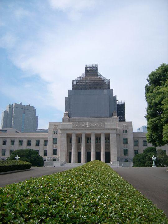 国会議事堂25