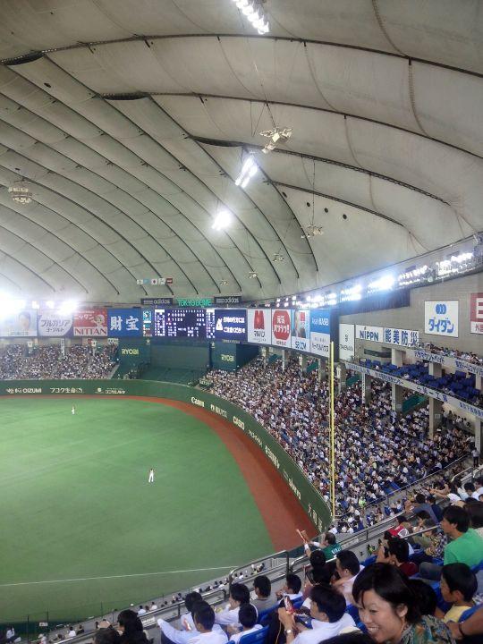 東京ドーム51