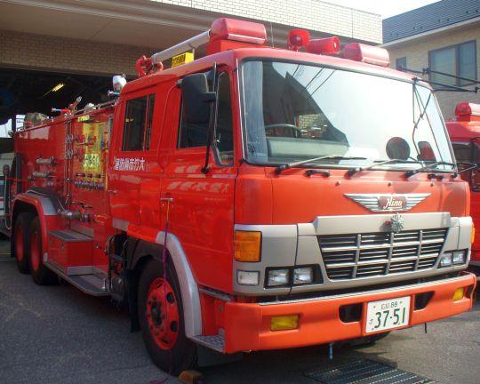 消防車10
