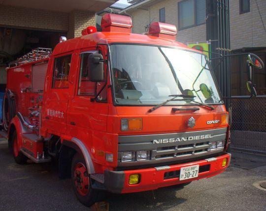 消防車11