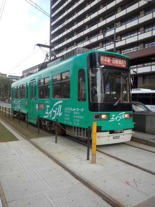 熊本市電5
