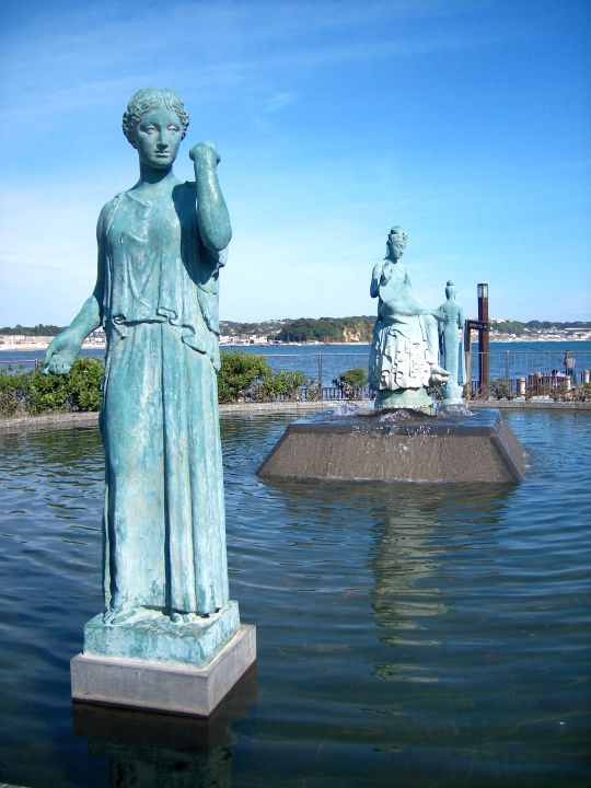 片瀬江ノ島観光86