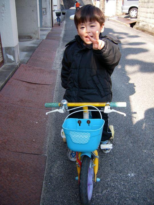自転車王子9
