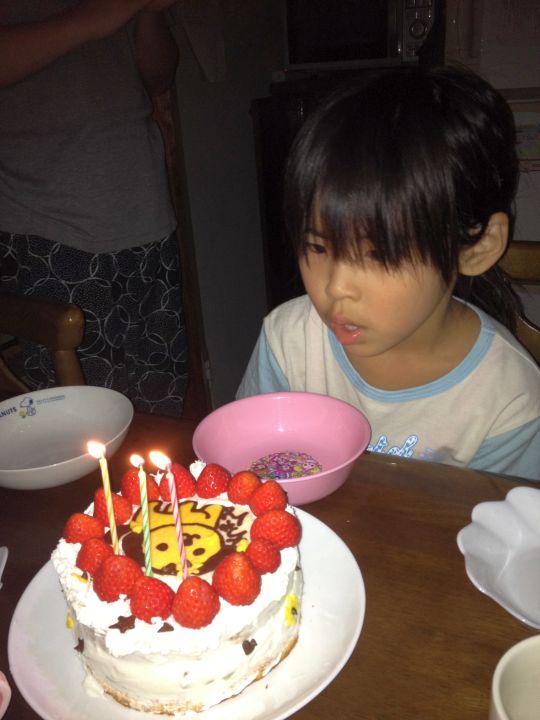 6歳誕生日14