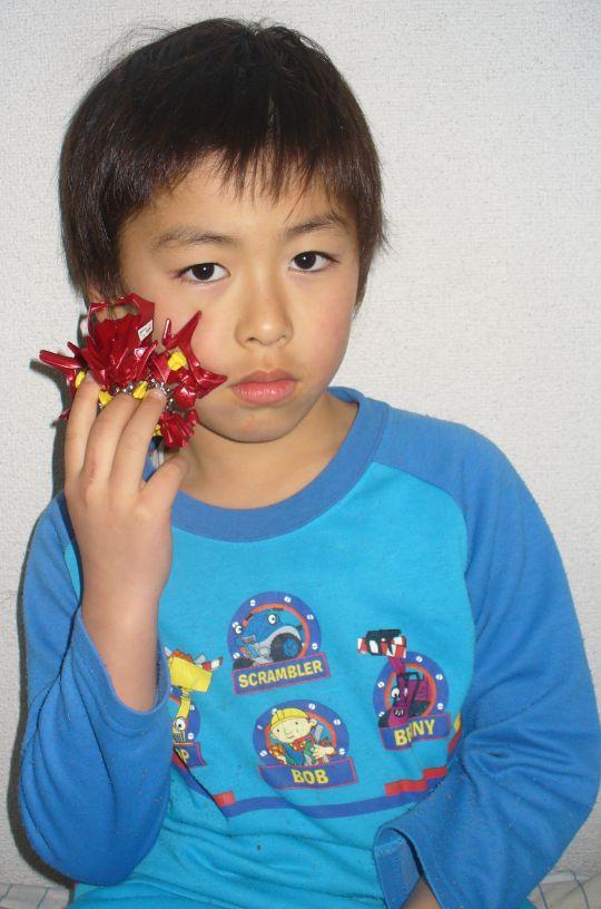 7歳誕生日11