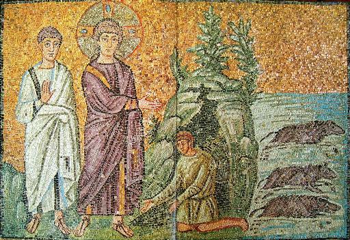古代・初期キリスト教美術:YASU...