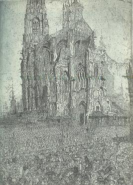 ジェームス・アンソール「大聖堂」1886年 エッチング.jpg