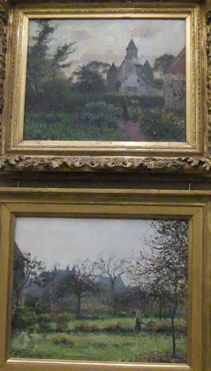 Pissarro 1894 L'eglise de Knocke(Belgique).JPG