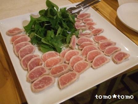 芳寿豚のたたき.JPG