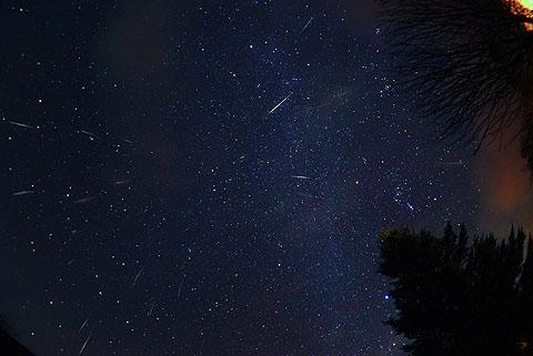 『ペルセウス座流星群』他、夏の天体撮影セミナー