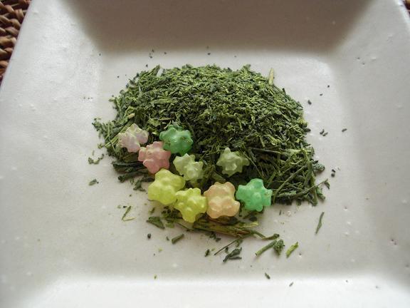夢緑茶.JPG