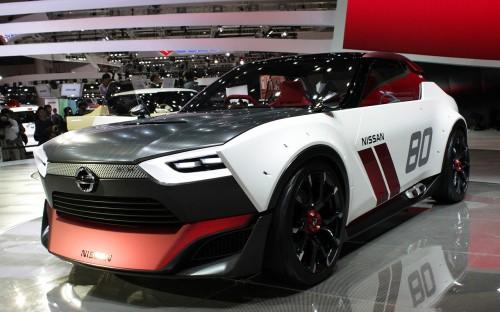 Nissan IDx Nismo Concept front left 500.jpg
