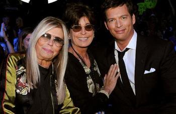 Nancy and Tina Sinatra&Harry Connick, Jr..JPG