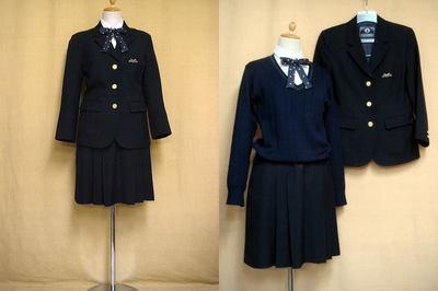 日本大学櫻丘高等学校制服画像
