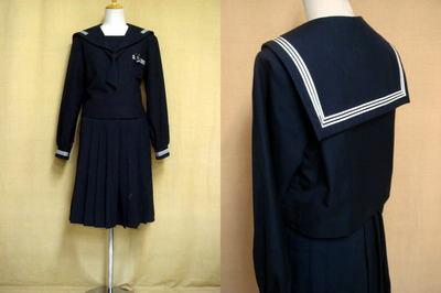 藤枝北高等学校制服画像