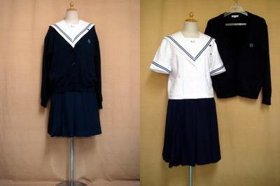 北摂三田高等学校制服画像