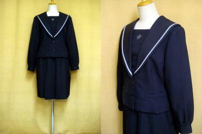 金沢辰巳丘高等学校制服画像