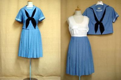 ルーテル学院高等学校制服画像