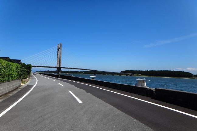 13 綺麗な斜張橋.JPG