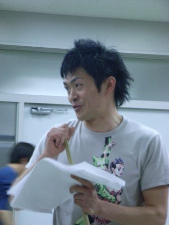 キャスト紹介・井俣太良!:とう...