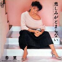 杏里 悲しみがとまらない 1983 (Single)