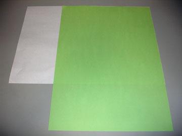 A4用紙を三つ折りする方法 : 堤清明のこれいいじゃん!